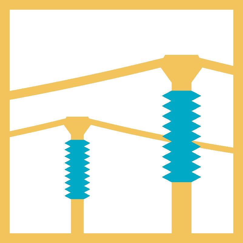 Macro Grid Initiative - Transmission wires icon